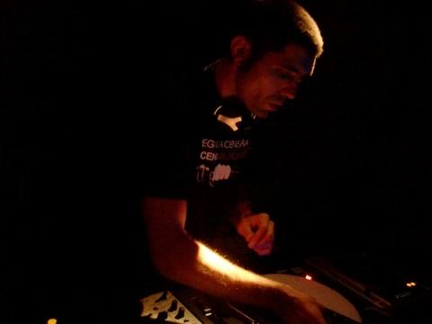 Dj Yashin aka Andrea Grosso