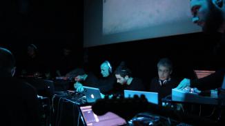 tacuma orchestra elettronica live blah blah torino 2013